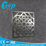 Project Use CNC Carved Aluminum Solid Panel for Wall Decoration