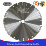 400mm Laser Welded Diamond Saw Blade for Granite Cutting