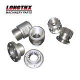OEM Construction Investment Casting CNC Machinery Part in Ring&Shaft