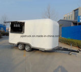 Hot Factory Direct Sale Fast Mobile Food Truck Food Trailer