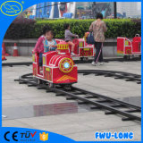 Fwulong Electric Battery Kids Track Train