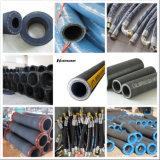 Industrial Flexible High Pressure Hydraulic Rubber Hose / Steel Metal Braided Hose / Oil Suction Air Water Hose etc