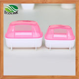 Hamster Bathroom Pet Hamster Bathroom Bath Sand Room Sauna Toilet Pink White Blue Green