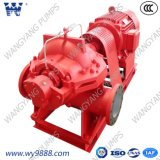 Electric Single Stage Double Suction Centrifugal Fire Water Pump