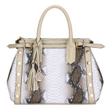 Lady Designer Fashion Genuine Leather Handbags (MBLX033053)