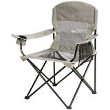 Camping Chair with Mesh Back Support