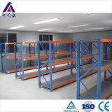 Powder Coating Adjustable Industrial Metal Shelving for Manual Operation