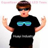 Rave Music Flashing Tee Shirts Wholesale