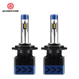 Markcars Car Accessories Auto LED Headlight H7 Automotive Lighting