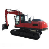 Construction Machinery We220h Hydraulic Crawler Digging 20ton Excavator Machine in Good Condition