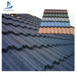 Hip Roof Korea Roofing Tiles Materials in Kenya/Factory Sell Stone Coated Roofing Tile India Price