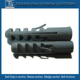 M5-M14 Nylon PE Plastic Wall Anchors
