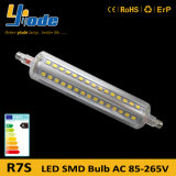 Manufacturer 10W AC 85-265V R7s LED Lights