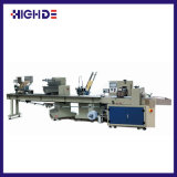 New Napkin Disposable Wet Tissue Toothpick Plastic Cutlery Automatic Cheap Packaging Machine