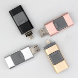 Cell Phone USB 3.0 Flash Drives for iPhone 32 GB OTG Ios Lightning for Apple Flash Memory
