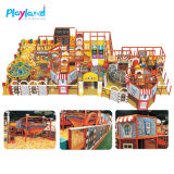 Cheap Indoor Playground for Amusement, Large-Scaled Soft Playground
