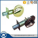 Tubular Lever with Lock Sliding Two Ends Door Handle Lock