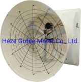 High Airflow Exhaust Ventilation Cooling Fan in Greenhouse Pig Barn or Poultry House