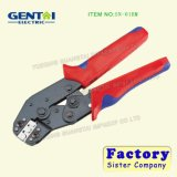 Crimping Capacity 0.25-6.0mm2 Mini Function Self Adjustable Wire Crimping Pliers