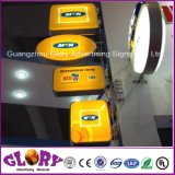 Mtn Advertising Vacuum Forming LED Light Box