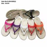 EVA Flip Flops Ladies Slippers, Beach EVA Shoes for Lady
