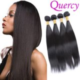 Quercy Wholesale 100% Virgin Human Hair Extension, Full Cuticle Remy Hair Weave