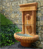 Stone Carving Granite Marble Fountain Garden Waterfall Wall Fountain