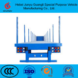 China Guangli Best Sale and Good Quality and Good Price 13 Meters Long 2/3 Axle Wood Transport Semi Trailer