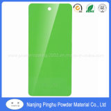 Wholesale Price High Gloss Green Electrostatic Spraying Powder Paint