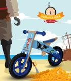 12'' Wooden Bikes for Kids Balance Training as Children Toy