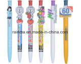 Popular Custom Large Area Logo Promotional Space Pen