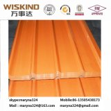 Wiskind Dx51d Color Coated Corrugated Steel Roof Tile for Warehouse Roof
