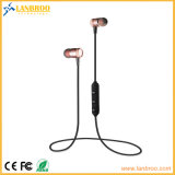 Custom Wireless Bluetooth Earphone Sports Headsets Music Control with Microphone