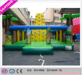 Nice PVC Material Inflatable Clmibing Wall, Outdoor Sport Game