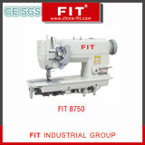 High Speed Double-Needle Bar Split Needle-Feed Lockstitch Sewing Machine (FIT8750)