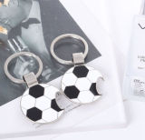 2018 World Cup Gifts Color Sports Football Soccer Ball Charms Key Chains