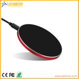 Super Slim Metal 5W Wireless Charging Mat for Qi Standard Mobile Phones