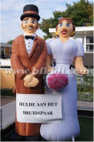 Advertising Inflatable Bride and Groom, Holland Cartoon for Celebration K9066