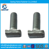 Galvanized T Type Head Bolt, Carbon Steel T Head Bolt/T Bolt/T-Bolt