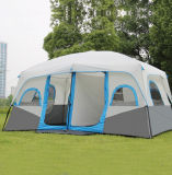 B2b Manufacturer Polyester Rooms Big Dome Tent for 8+ Persons Family Outdoor Camping