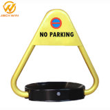 Industrial Price Collapsible Steel Parking Block Remote Control