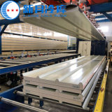 Roof Panels PIR PUR PU Polyurethane Insulated Refrigeration SIP Clean Cold Storage Room Foam Steel Wall Board Freezer Insulation Sandwich Panel House Price