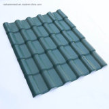 Customized install ASA coated plastic synthetic resin roof tile