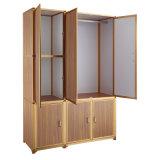 New Design MDF Wood Modern Bedroom Wardrobe Home Furniture