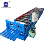 Metal Stainless Steel Roofing Roof Panel Tile Sheet Gutter Roll Forming Making Cutting Machine Prices