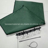 High Strength Polypropylene (PP) /Polyester (PET) Nonwoven Geotextile Earth Bag Geobag for River Bank/Slope Protection, Good Price