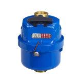 Piston Volumetric Brass Water Meter Class C, R160