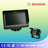 7 Inch Touch Button Digital Monitor with 2 Camera Input (BR-TM7002)