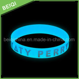 Promotion Luminous Silicone Wrist Bands /Slicone Glow in Dark Bracelet