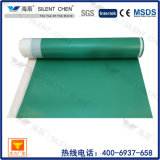 Blue IXPE Foam Underlayment for Bamboo Flooring